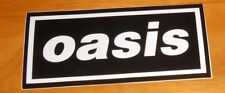 Oasis Sticker Original Promo (rectangle) 6x2.75