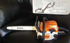 ms170 stihl chainsaw new