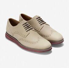 Cole Haan Men Casual Shoes Original Grand Shortwing Oxfords Hawthorn Nubuck