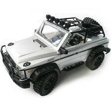 HG P402 1/10 2.4G 4WD RC Crawler RC Jeep Mercedes G Wagon Cabriolet Convertible
