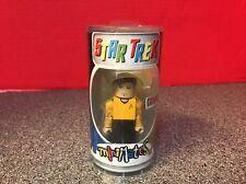 Star Trek Captain Kirk Minimate Figurine W/ Tube Packaging Art Asylum 2002