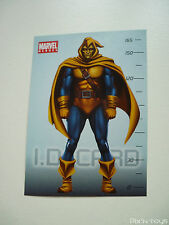 Sticker Marvel Heroes Ultimate Collection N°89 / Preziosi Collection 2008 NEW