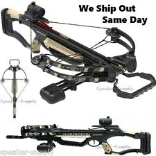 Barnett Recruit Youth 100 Light Compound Crossbow Package w/ Red Dot Quiver Rope