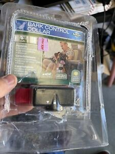 PETSAFE BASIC BARK CONTROL COLLAR BC-103 SWR 1 DOG SHOCK COLLAR In Package