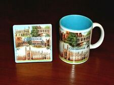Cambridge mug and coaster set souvenir gift