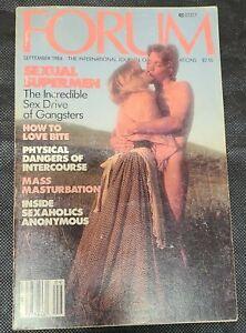 Adult magazine forum
