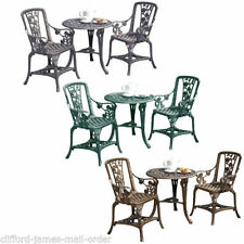 Up to 2 Unbranded 3 Garden & Patio Furniture Sets