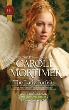 The Lady Forfeits (Harlequin Historical), Carole Mortimer, 0373296703, Book, Goo