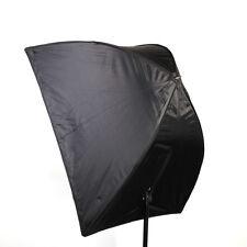 "60cm x 90cm 24"" x 35"" Umbrella Softbox Reflector F Flash Speedlight Studio Photo"