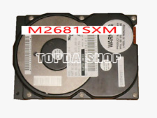 1pc Fujitsu M2681SXM hard disk 220M 50PIN SCSI #xh