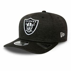 New Era NFL Stretch Snapback Cap ~ Oakland Raiders