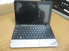 Dell Inspiron Mini 1010 Atom 1.60Ghz 1Gb 80Gb WebCam Wi-Fi Laptop w/ Ac adapter
