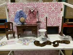 HUGE LOT! FACTORY 2ND 18 Inch Dolls,Clothing,Accessories,Fits American Girl Doll