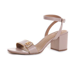Kira 65MM Calf Leather Heeled Sandals