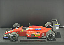 Ferrari F1 87/88c #28 G.Berger Monaco 1988 - 1:18 GP Replicas lim.250 Stk