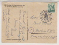 All.Bes./Franz.Zone/Rheinl.-Pfalz, Mi. 4, SOK/SST Trier, 1.-13.8.48