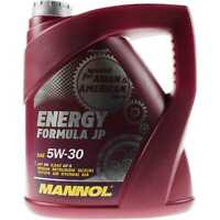 4 Liter Original MANNOL Motoröl ENERGY FORMULA JP 5W-30 Engine Oil Öl