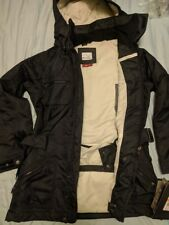 NWT Oakley Women's In The Trench Winter Ski Ski Snowboard Jacket Coat Roxy 686 M