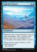 x4 Trail of Evidence MTG Shadows over Innistrad M/NM, English