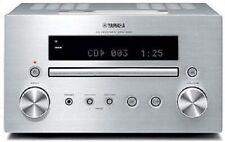 YAMAHA CRX-550 Silber, Neu - CD-Receiver mit USB-Anschluss