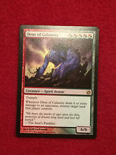 MTG Deus of Calamity Heroes Vs Monsters Magic the Gathering Rare Card