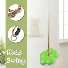 Children Swing Disc Seat Kids Outdoor Playground Hanging Garden Pla