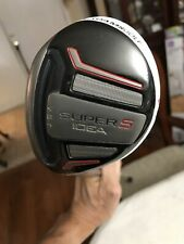 "ADAMS Golf Super S IDEA VST 4H 22* Hybrid Kujoh A-Flex Graphite Shaft LH 40"" EUC"