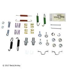 Beck Arnley Brake Hardware Kit Rear New for 4 Runner Truck Toyota 084-1042