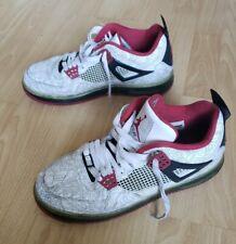best service 2ddcc 32a0e Air Jordan Fusion 4 Premier Laser  Varsity Red  Mens Sneakers - Size 10.5