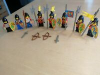 Lego System Classic Castle Ritter Drachenritter Figuren Sammlung Konvolut