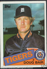 Topps 1985 Baseball Card - No 744 - Doug Bair - Detroit Tigers