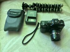 Canon PowerShot G11 10MP 2.8''SCREEN 5x ZOOM DIGITAL CAMERA