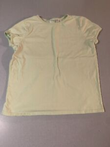 Girls XL 14/16 Top Circo Lime Green Cute Sleeves Nice Shirt
