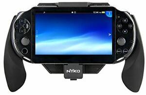 Nyko Power Grip For PS PlayStation Vita Vita PCH-2000 Black