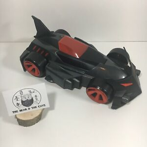 Batman Blast Lane Batmobile Toy Vehicle DC Comics Mattel 2012 Dark Knight