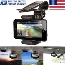Universal Car Rearview Mirror Mount Holder Stand Cradle For Cell Phone GPS US