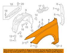Lincoln FORD OEM 13-16 MKZ-Front Fender Quarter Panel Left DP5Z16006A