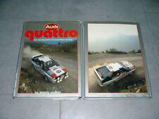 Buch Book - Audi quattro by Jeremy Walton Rally Technic Mechanic History TOP!!!