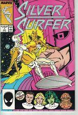 Silver Surfer #1, #2, #5 (1987) #50 (1991) SS/Warlock Resurrection #1 (1993)
