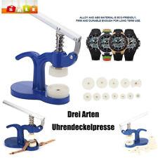13tlg//Satz Einpresswerkzeug Gehäuseschließer Uhrendeckelpresse Uhrenwerkzeug DHL