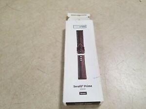 Samsung Galaxy Watch 3 Leather Band 22mm - Serafil Prime Brown