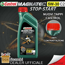 Olio Castrol Lattina da 1 Litro Magnatec 5w40 C3 Fully Synthetic Vw.seat 4 litri