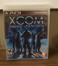 New! XCOM: Enemy Unknown (Sony PlayStation 3) U.S. Retail Version!