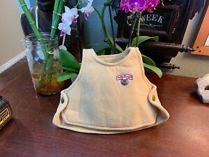VINTAGE 1985 Original Teddy Ruxpin Replacement Vest Clothing RARE