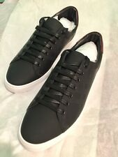[BRAND NEW WITH BOX] Burberry Calf Skin Leather Low Top Sneakers Men UK 10 US 11
