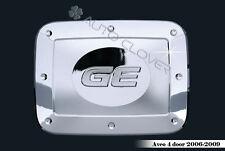 Chrome Fuel Gas Cap Cover Emblem For 06 09 Chevy Aveo 4d