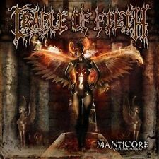 The Manticore and Other Horrors [Digipak] by Cradle of Filth (CD, Oct-2012,...