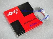 Bower 25-37mm Step-Up Filter Adapter Ring 25mm-37mm New 27-37