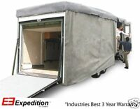 Expedition Premium RV Trailer Toy Hauler Cover Fits 18-20 foot. 18 19 20 FT.