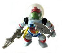 Space Cadet Raph Vintage TMNT Ninja Turtles Action Figure Complete 1990 Raphael